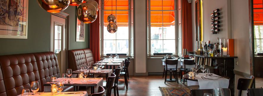 Bijzonder restaurant in het centrum van Utrecht