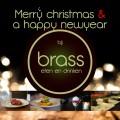 Kerst en Oudejaarsavond 2018 Restaurant Brass Utrecht