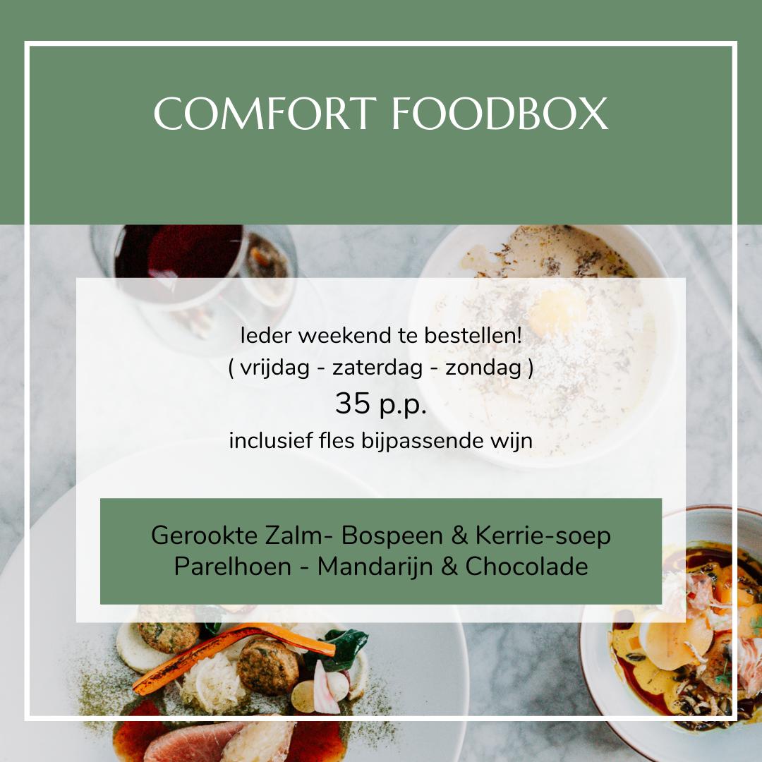 Comfort Foodbox Brass Utrecht